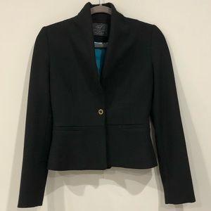 Zara TRF black blazer